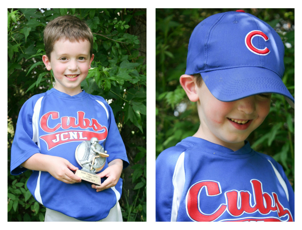 Little Cub collage Weekly Winners: We Smiled A Lot This Week