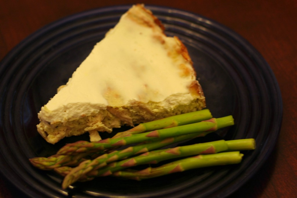 Feb 21 2011 1 1024x682 Mouthwatering Monday: Pesto Chicken Cheesecake