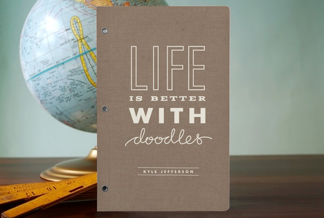 minted life with doodle Paper Addict for Life {Minted Review and Giveaway}