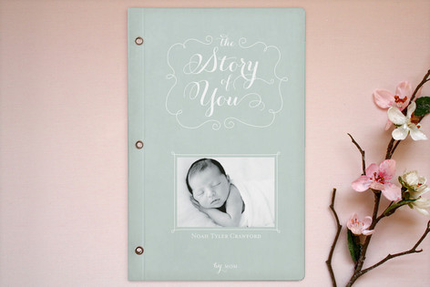 minted the story of you Paper Addict for Life {Minted Review and Giveaway}